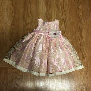 Girls formal dress 6/9mo
